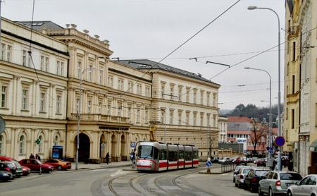nemocnice Brno